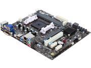 ECS A78F2P-M2(V1.0A) Micro ATX AMD Motherboard