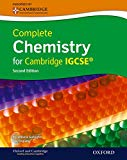 Complete Chemistry for Cambridge IGCSERG with CD-ROM (Second Edition)