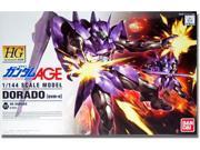 Gundam AGE: HG Dorado 1/144 Scale