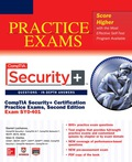 Comptia Security  Certification Practice Exams, Second Edition (exam Sy0-401)