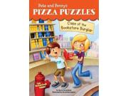 Case of the Bookstore Burglar (Pete and Penny's Pizza Puzzles) Publisher: Penguin Group USA Publish Date: 4/26/2012 Language: ENGLISH Pages: 62 Weight: 0.38 ISBN-13: 9780843198096 Dewey: [Fic]