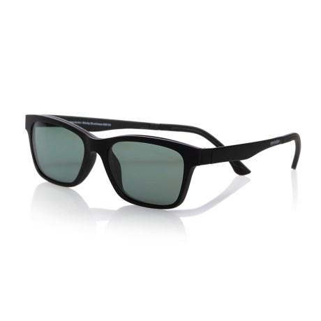 Sticky Business Reading Glasses - Clip-on Polarized Lenses (for Men)