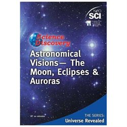 Neo/SCI 1016006 The Universe Revealed Complete DVD Collection - Astronomical Visions: The Moon, Eclipses, and Auroras