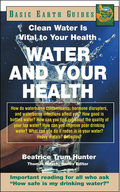 What is in the water you drink every day? Do you know if you have been swallowing arsenic, hormone disrupters, radon, Giardia lamblia, and cryptosporidium bacteria? Learn how to get your water tested