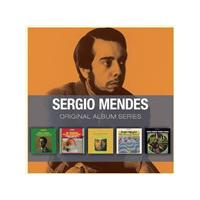 Sergio Mendes - Original Album Series (5 CD Box Set) (Music CD)