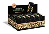 Wonderful Pistachios & Almonds Roasted & Salted, 1.5oz, 24 Count