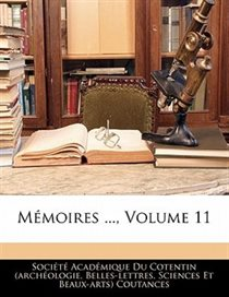 M�moires ..., Volume 11
