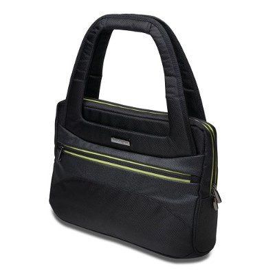 Kensington 62588 Triple Trek Ultrabook Optimized Tote - 14/35.6cm - Black