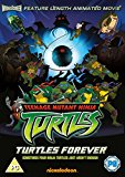Ninja Mutant Ninja Turtles: Turtles Forever [DVD] [2009]