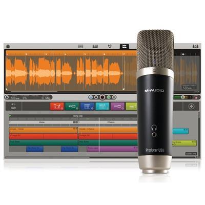 M-audio 8250-30006-01 Vocal Studio - Personal Recording Studio