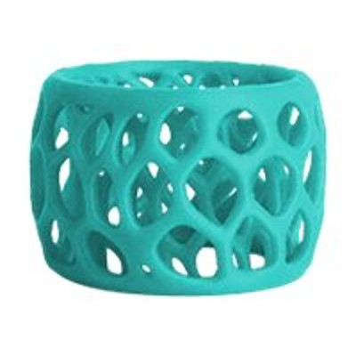 3d Systems 391136 Cube 3 - Teal - Abs Filament ( 3d ) - For  Cube 3