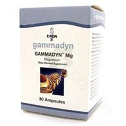 Seroyal Usa Gammadyn Mg 30 Unidoses