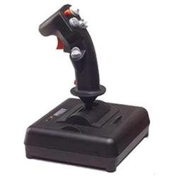 CH Products Fighterstick Joystick - Mechanical - Cable - USB