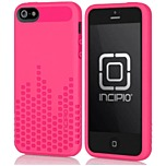 The Incipio Frequency TPU Jelly Case for iPhone 5  Cherry Blossom Pink  is made from signature NGP material which stands for Next Generation Polymer, a semi rigid dense polymer