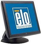 Elo Touchsystems E210772 1515l 15-inch Lcd Touch Monitor - 1024 X 768 - 450:1 - 21.50 Ms - Serial/rs232  - Dark Gray