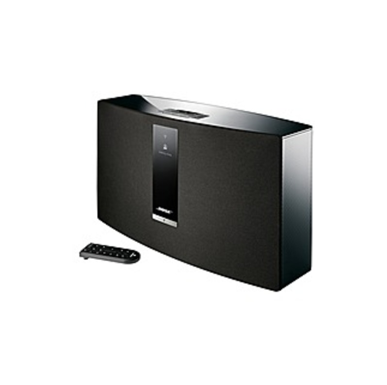 Bose Soundtouch Series Iii Series 30 Speaker System - Wireless Speaker(s) - Black - Wireless Lan - Bluetooth - Usb - Wireless Audio Stream, Internet R
