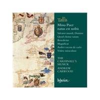 Thomas Tallis: Missa Puer natus est nobis (Music CD)