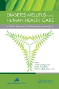 This book will enlighten on some of the recent progress in diabetic care and therapy
