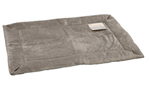 K&h Manufacturing Slfwrm213105 - Gray Self-warming Crate Pad
