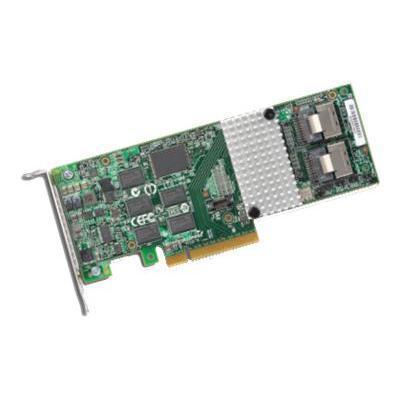 storage controller (RAID) - SATA-600 / SAS 2.0 - PCI Express 2.0 x8