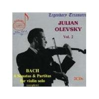 Johann Sebastian Bach - Julian Olevsky Vol. 2