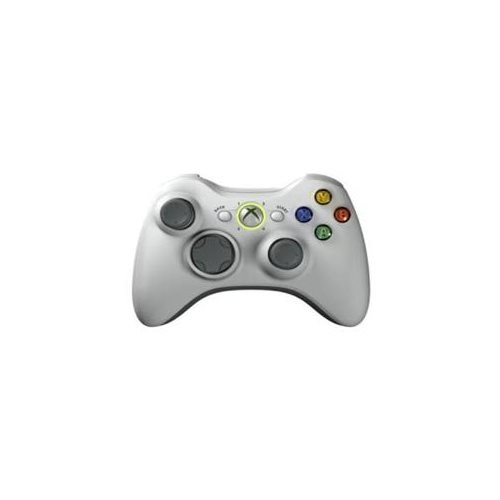 Xbox 360 Wireless Controller (White) - Refurbished