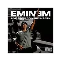 Eminem - Live from Comercia Park (Music CD)