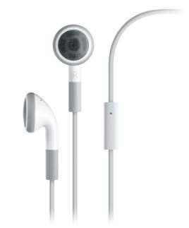 headphone with microphone for iPad, iPod, iPod Touch, iphone 2g 3g 3gs 4g- (Generic, WHITE Color)