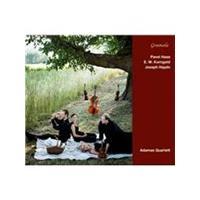 Pavel Haas, E.W. Korngold, Joseph Haydn (Music CD)