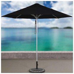 9' x 8' Rib Commercial Market Umbrella