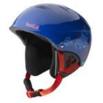 Bolle B-kid Shiny Blue Monster 53-58cm Ski Helmet
