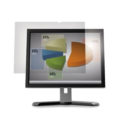 3m Ag215w9b Anti-glare Filter For Widescreen Desktop Lcd Monitor 21.5