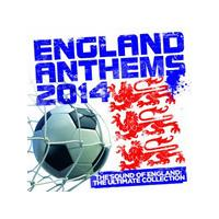 Various Artists - England Anthems 2014 (Music CD)