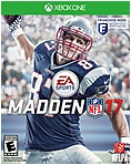 Ea Madden Nfl 17 - Sports Game - Xbox One 014633733822