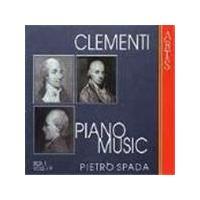Clementi: Sonatas, Duets and Capriccios, Volumes 1-9