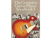 The Complete Guitar Player Songbook 3 (Complete Guitar Player) Publisher: Hal Leonard Corp Publish Date: 12/1/2014 Language: ENGLISH Pages: 56 Weight: 0.63 ISBN-13: 9781847727343 Dewey: 782