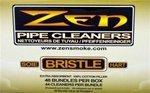 3 Bundles Zen Pipe Cleaners Hard Bristle - 132 Count