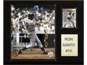C & I Collectables 1215santo Mlb Ron Santo Chicago Cubs Player Plaque