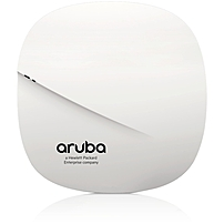 B The entry level Aruba 300 Series Wave 2 access points deliver high performance and superb user experience for medium density environments
