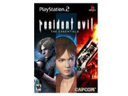 Resident Evil: The Essentials Playstation 2 Game Capcom