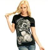 Women's Sullen Querida Muerta Crew T-Shirt M
