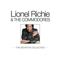 Lionel Richie & The Commodores - Definitive Collection, The (Music CD)