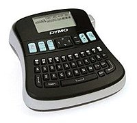 With such a smart user interface, this compact desktop label maker belongs on every desk, especially yours