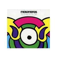 Masomenos - Technocolor (Music CD)