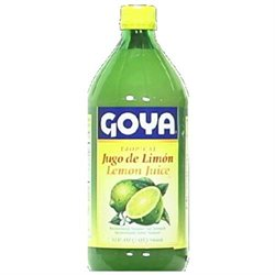 Goya Juice Lemon