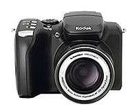 Kodak Easyshare 1699511 Z712 Is 7.1 Megapixels Digital Camera - 4.2x Digital/12x Optical Zoom - 2.5-inch Display