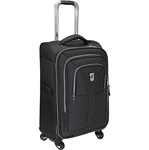 Atlantic Luggage Compunite Exp Upright Spin Suiter 21inch-black Compas
