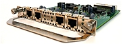 Hp Jd553a 4-ports Expansion Module - Wired - 4 X Fxs