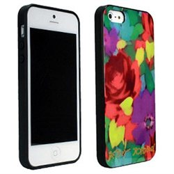 Betsey Johnson Blooming Romance Hard Case for Apple iPhone 5