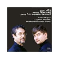 Szymon Laks / Wladyslaw Stowinski / Grazyna Pstrokonska-Nawratil (Music CD)